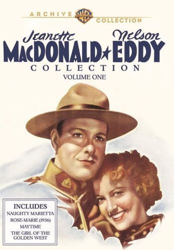 Jeanette MacDonald & Nelson Eddy Collection, Vol. 1 [DVD]