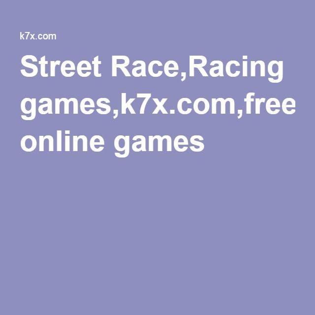 Street Race,Racing games,k7x.com,free online games