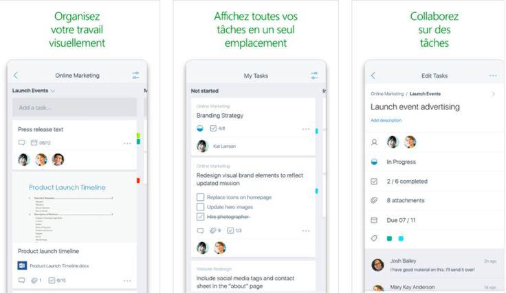 Planner : Microsoft lance son gestionnaire professionnel de tâches sur iOS