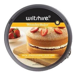 WILTSHIRE WONDERBAKE SPRINGFORM CAKE PAN