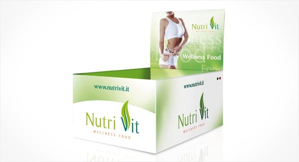 "Nutrivit: ""WELNESS FOOD IL BENESSERE NASCE DALLA NATURA"""