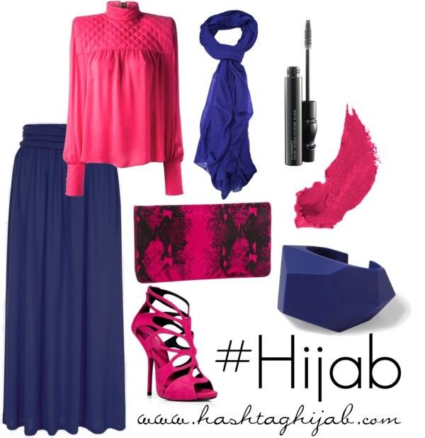 Hashtag Hijab Outfit #21