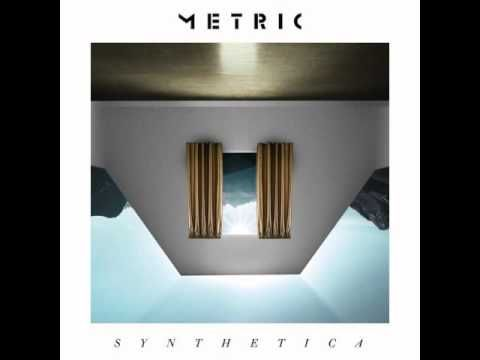 "Buy Metric's new album ""Synthetica"" on June 12th 2012. Support Canadian indie artists!"