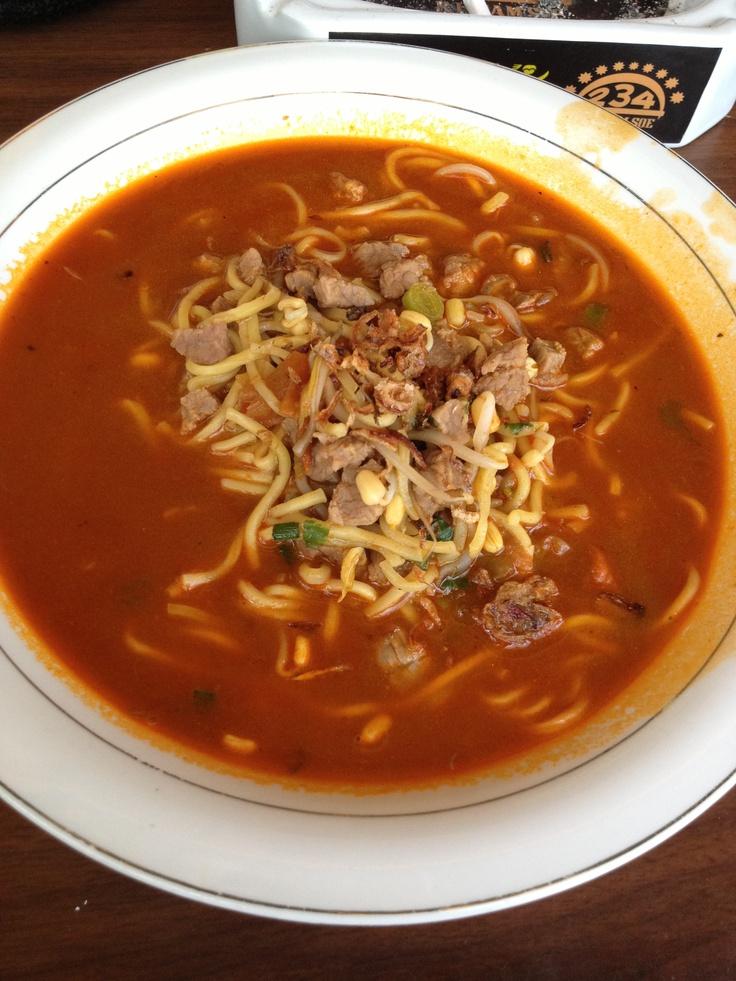 Mie Aceh (Aceh Noodle)