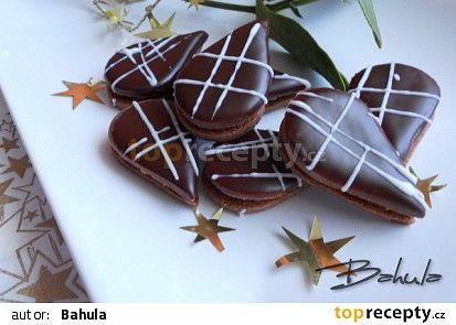 Čokoládové slzičky recept - TopRecepty.cz
