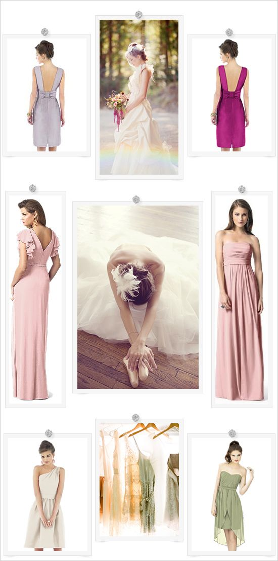 77 best images about Bridesmaid Dresses on Pinterest | One ...