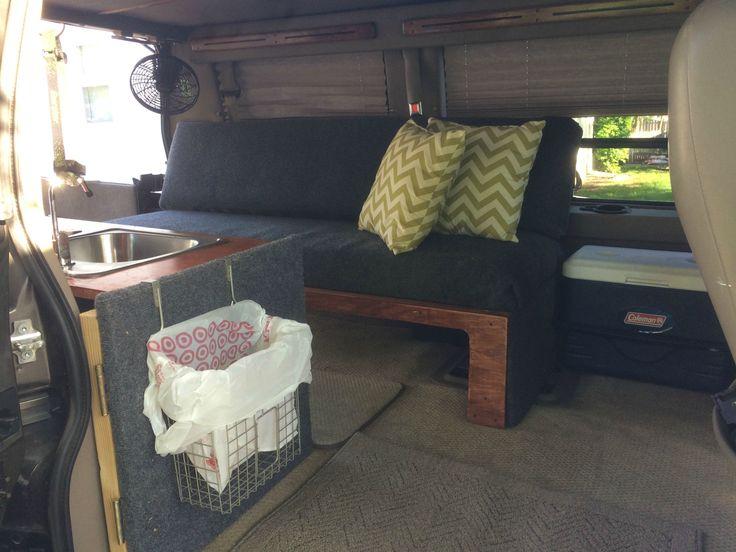 how to change a van to campervan with dvla