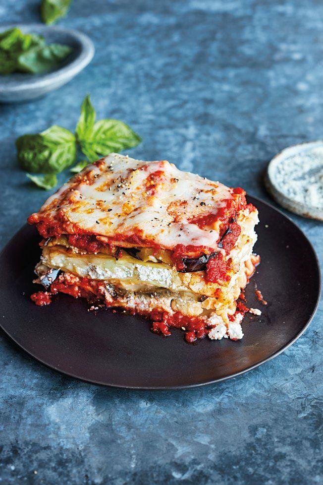 Slow Cooker Vegetarian Lasagna Recipe Williams Sonoma Taste Slow Cooker Lasagna Vegetarian Slow Cooker Vegetarian Slow Cooker Eggplant