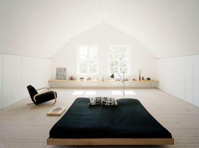 -Dreams Bedrooms, Design Bedroom, Attic Bedrooms, Bedrooms Design, Interiors, Beds Room, Platform Beds, Bedrooms Decor, Modern Bedrooms