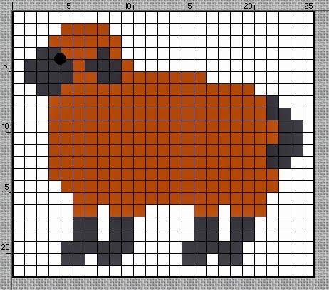Tündérzug: Keresztszemes könyvjelzők - bárányos (Cross stitch bookmarks - lamb/sheep)