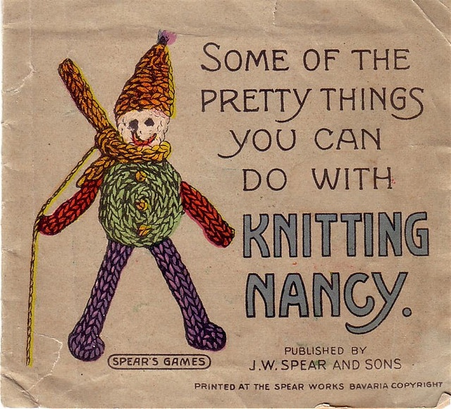 Knitting Nancy Vintage : Best images about vintage knitting nancies french