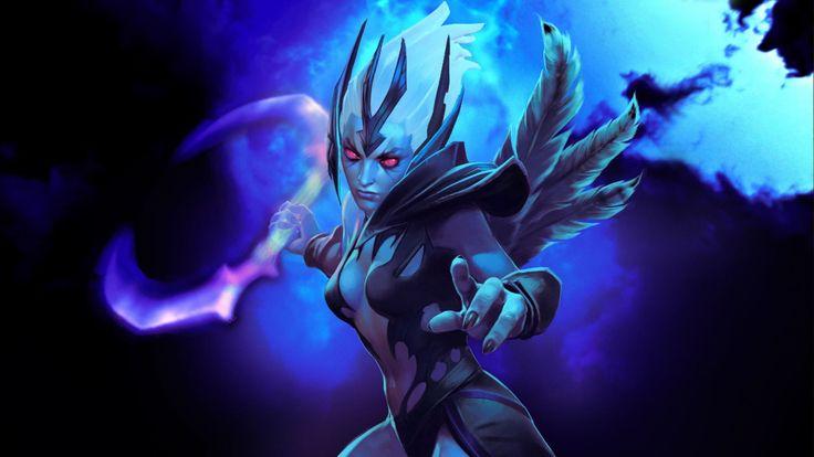 Shendelzare - Vengeful Spirit Dota 2