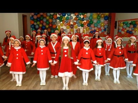 www.monicawarr.com Sharing some Christmas Magic with you guys! once again these kids learned all this choreography on the spot!! Thanks to all the amazing da...