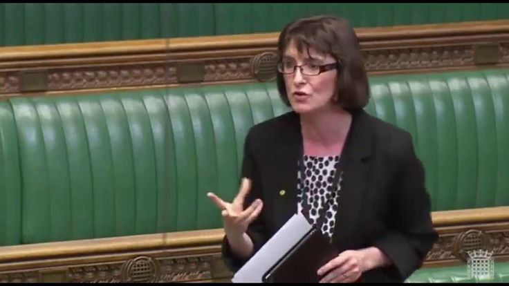 Patricia Gibson Autism Speech House of Commons