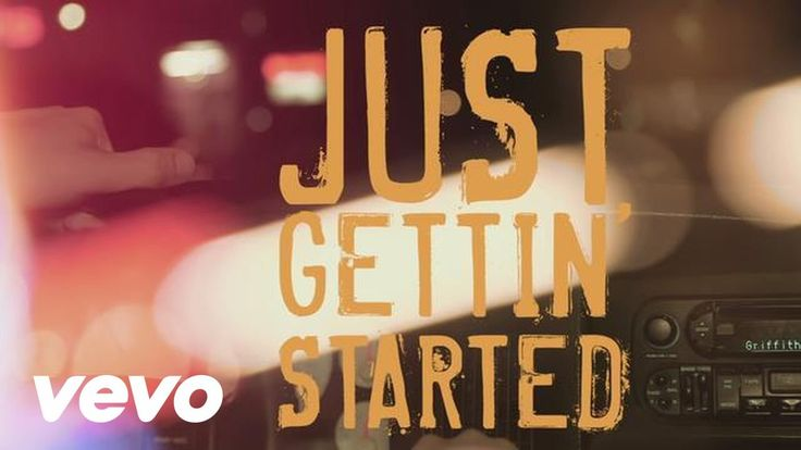 Jason Aldean - Just Gettin' Started (Lyric) - YouTube