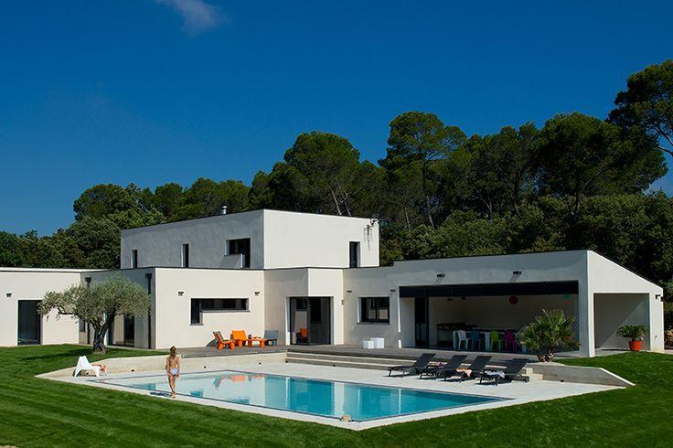 17 meilleures id es propos de constructeur maison for Constructeur piscine 17