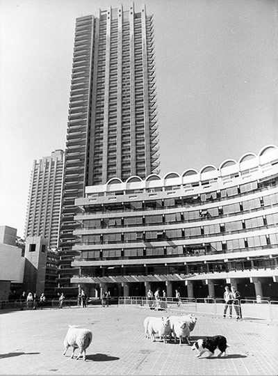 Built as the 80s began, the Barbican has become a cultural and literal landmark, delighting fans of brutalist architecture.