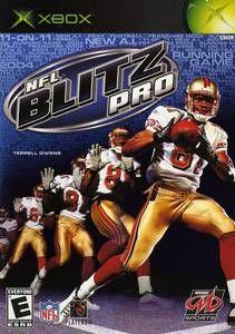 NFL Blitz Pro - Xbox Game