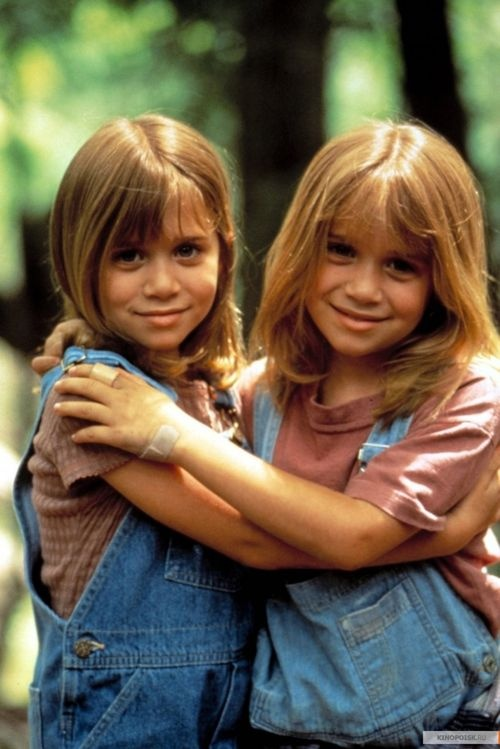 Mary Kate & Ashley Olsen in it Takes Two. This was one of ...