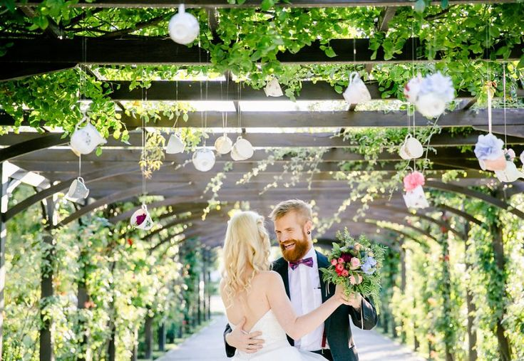 Hochzeitsthema Alice im Wunderland