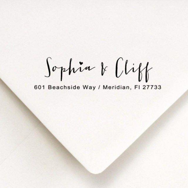 Return Address On Wedding Invitation Fresh 32 Creativ Unique Wedding Invitation Wording Addressing Wedding Invitations Addressing Wedding Invitations Etiquette