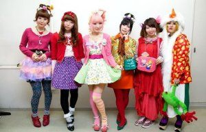 Japan Fashion Style @ http://heartjohn.com/