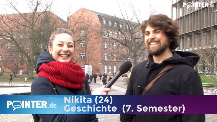 Wohnung suchen, Wäsche waschen, einkaufen. Pointer hat sich unter den Studenten der Uni Hamburg umgehört: Wie lief die Umstellung vom Schulalltag zum Unialltag? Mit welchen praktischen Problemen sahen sie sich konfrontiert?