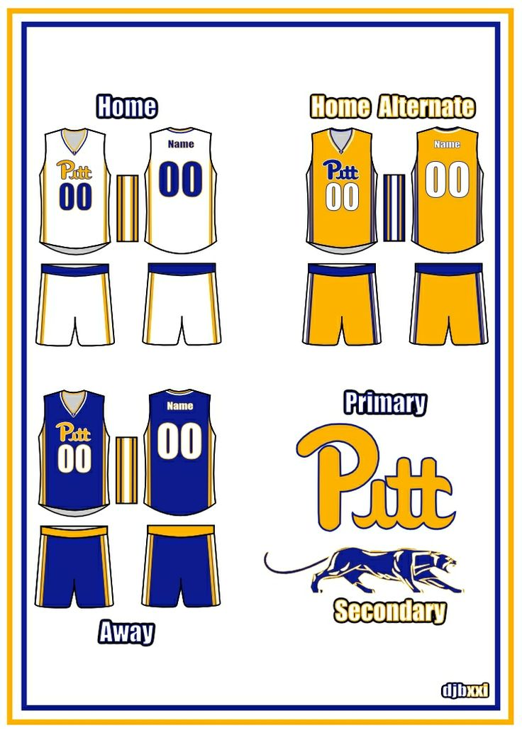 pitt panthers basketball | Labels: Fan Art