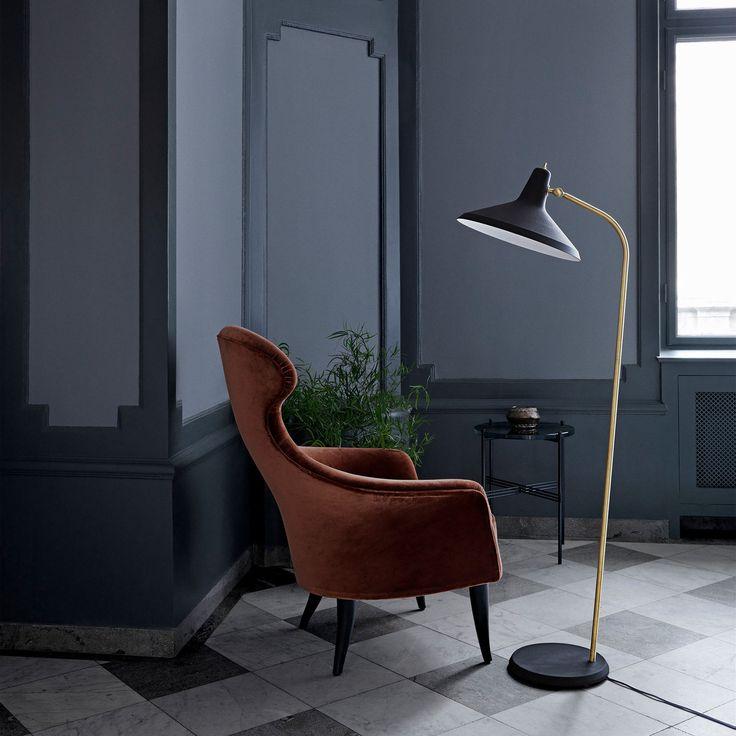 bluehende ideen stehlampe danish design gefaßt abbild oder dcaedbfebccc