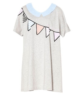 Peter Alexander - New Collection - Bunting Sleep Tee