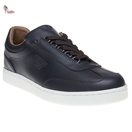 All Court 2 Low Leather, Sneakers Basses Homme, Blanc (White/White-Black), 44.5 EUNike
