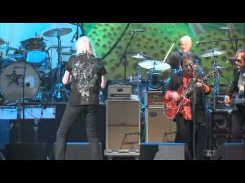 Rick Derringer and Edgar Winter (with Ringo Starr's all Star Band in 2010) - Frankenstein