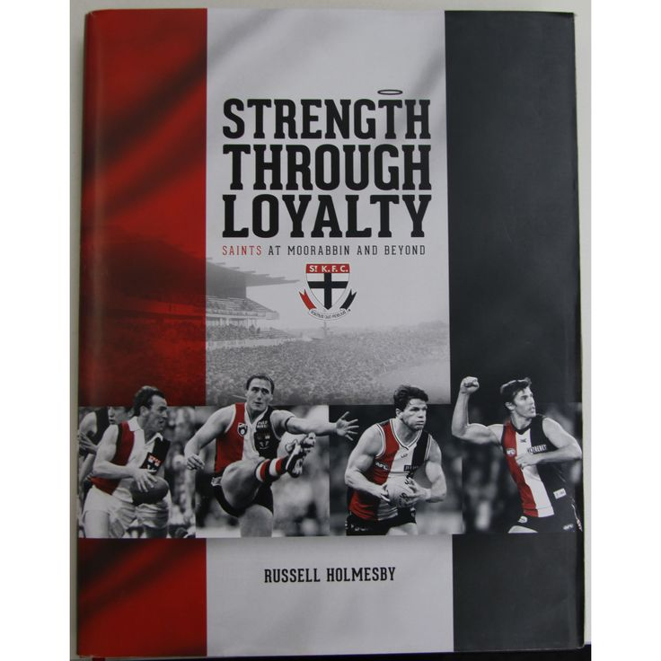 St Kilda Saints 140th Year Book - St Kilda Saints Football Club Store