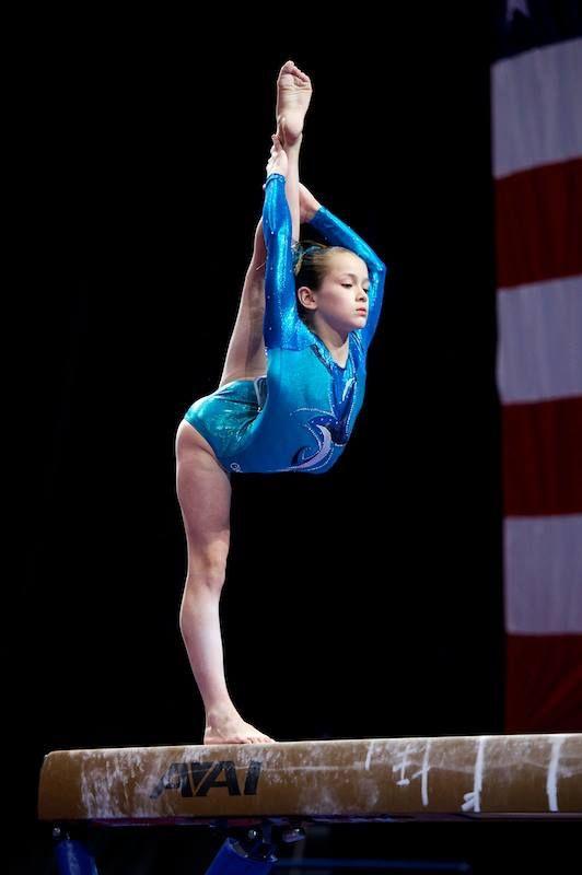Norah Flatley 2013 US Jr Nationals