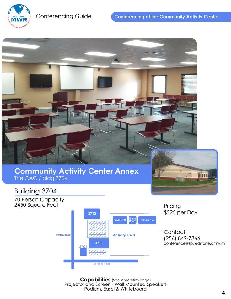 CAC Annex Building 3704