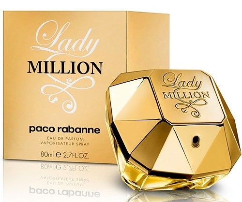Buy Paco Rabanne Lady Million, 80 ml EDT for R980.00
