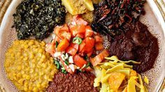 Whether you're in the mood for Kitfo, Injera or Doro wat, these inexpensive Ethiopian restaurants have all the tasty foods you'll want and need.