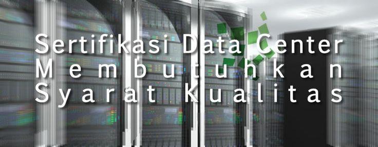 Dalam pengembangan ruangan server sebagai data center internal, tingkat uptime dan sertifikasi data center menjadi bagian penting perysaratan dan kualitas.