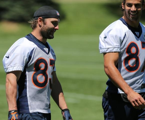 Patriots Rumors: Eric Decker hosted for a workout