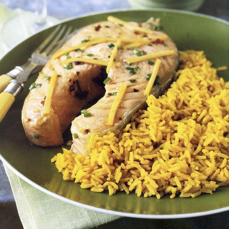 ... seafood SALMON on Pinterest   Salmon, Baked salmon and Grilled salmon