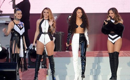 Little Mix Criticised For Their Stage Outfits At Manchester Benefit Concert