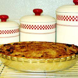 Sour Cream Apple Pie I Allrecipes.com - substitute greek yogurt sour ...