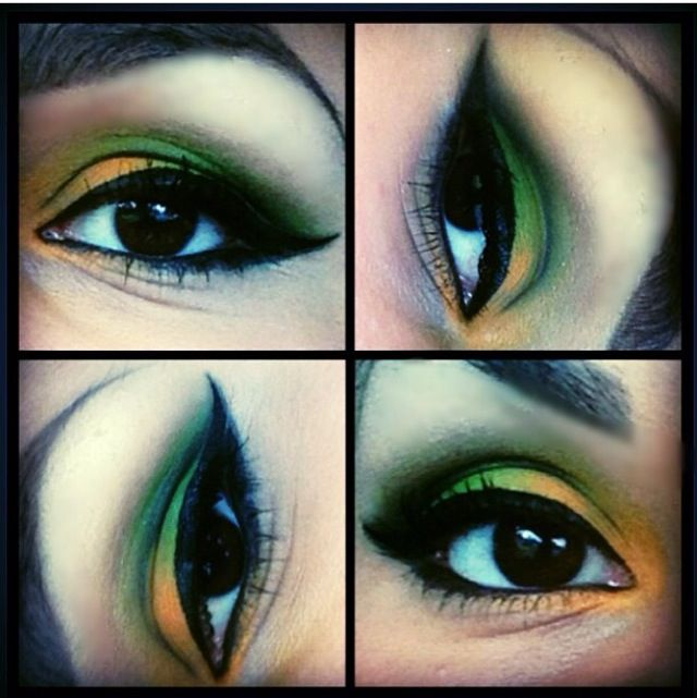 Ninja Turtle | Make-Up By Me | Pinterest | Ninja Turtles And Halloween Makeup