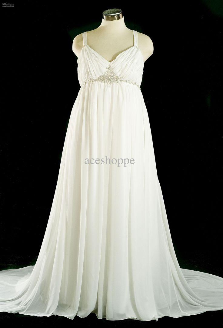 Cheap bride dress discount 2013 plus size wedding dress for Destination plus size wedding dresses