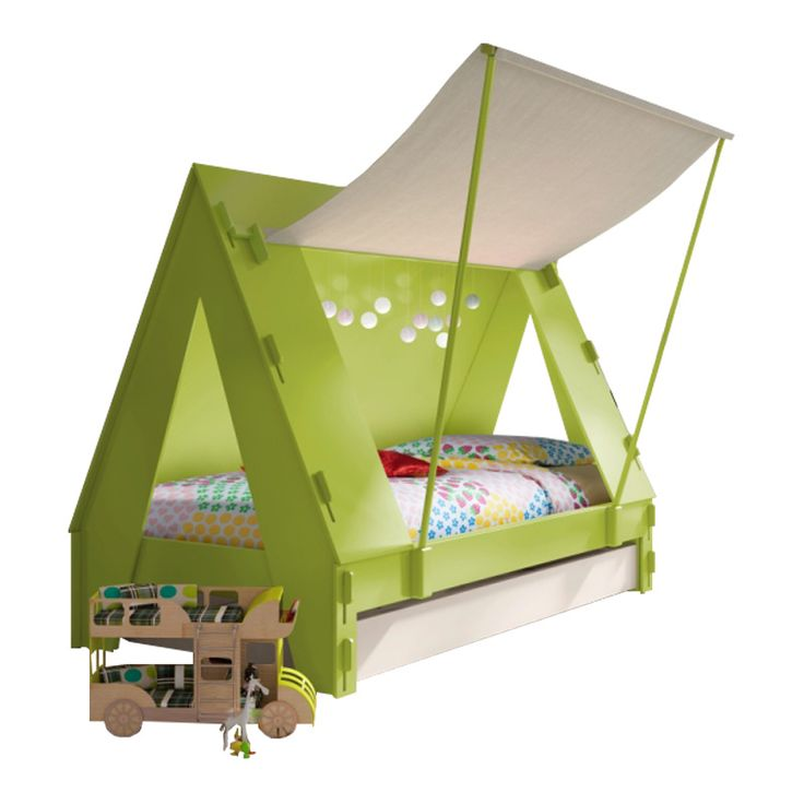 Lit Enfant Tente   Mathy By Bols