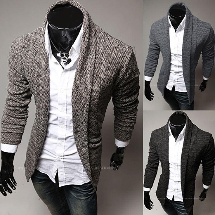 New-Hot-Winter-Autumn-Mens-Sweaters-Cardigan-Sweater-Jacket-Men-Casual-Slim-Sweater-Coat.jpg (750×750)