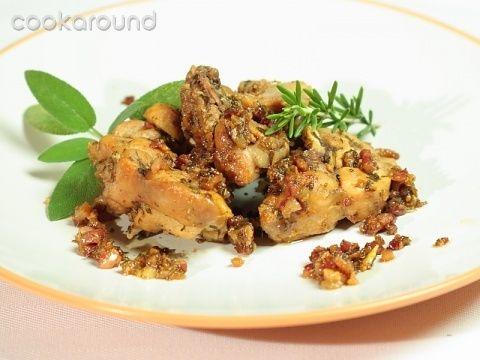 Coniglio arrosto: Ricetta Tipica Lombardia | Cookaround