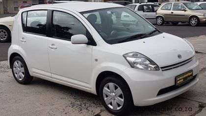 Price And Specification of Daihatsu Sirion 1.3 auto For Sale http://ift.tt/2noWkcI