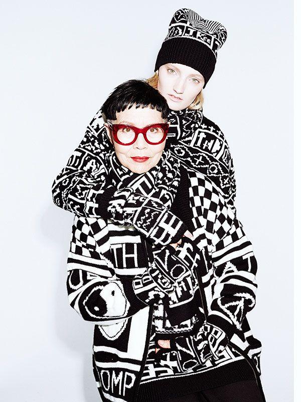 Jenny Kee wool