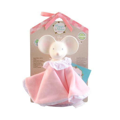 Snuttefilt, Meiya the Mouse  - Babyleksaker- Köp online på åhlens.se!